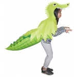 Sunstar Industries Alligator Hoodie with Inflatable Tail One-Size