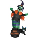 Sunstar Industries Animated Airblown Wobbling Witch