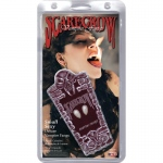 Loftus Small Realistic Deluxe Vampire Fangs One-Size