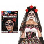 Forum Novelties Day of the Dead Female Accessory Kit