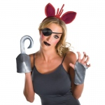 Rubie's Costumes Five Nights at Freddy's - Foxy Kit One-Size