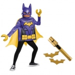 Batgirl Lego Movie Classic Child Costume Kit L: Large, Everyday, Female, Child