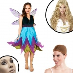 Witching Hour Dragonfly Adult Costume Kit M: Medium, Everyday, Adult