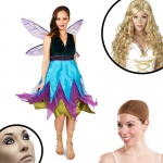 Witching Hour Dragonflly Adult Costume Kit XL: X-Large, Everyday, Adult