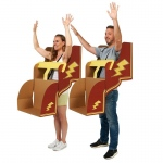 Advanced Graphics Roller Coaster DIY Cardboard Group of 2 Kit One-Size