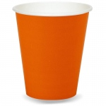 9 oz. Cups - Orange  (24): Birthday