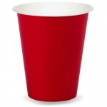 9 oz. Cups - Red  (24): Birthday