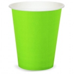 9 oz. Cups - Lime Green  (24): Birthday