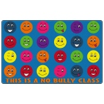 Flagship Carpets No Bully Class: 6' x 8'4""