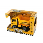 DIY Construction Dump Truck With Tools