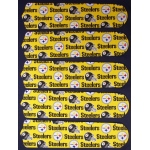 Ceiling Fan Designers NFL Pittsburgh Steelers Ceiling Fan Blades: Football, 52""