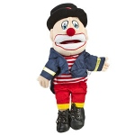 Sunny Toys Clown with Hat: 14""