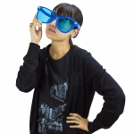 Jumbo Sunglasses - Blue
