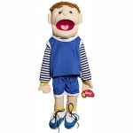 Sunny Toys Boy in Blue Top: 28""