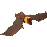 Sunny Toys Bat: Flying Fox, 25""
