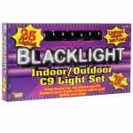 Forum Novelties 24' Blacklight String Lights