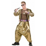 Forum Novelties 80s Video Super Star Adult Costume One Size
