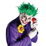Arkham Asylum - Joker Accessory Kit (Adult): Red, One-Size, Everyday, Male, Adult