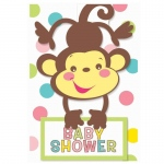 Amscan Fisher Price Baby Shower Invitations