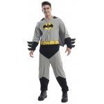 Rubie's Costumes Batman Adult Hooded Jumper One-Size