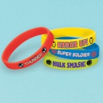 Avengers Assemble Bracelets - Multi-colored