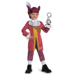 Disguise Captain Jake and the Neverland Pirates: Captain Hook Deluxe Toddler Costume M (3T-4T)