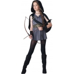In Character Costumes Hooded Huntress Tween Costume Large (12-14)