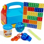 Birthday Express Building Block Filled Favor Box