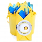 BuySeasons Minions Despicable Me DIY Utensil Décor