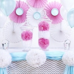 Birthday Express Little Spa DIY Table Decor Kit