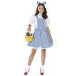 Rubie's Costumes The Wizard of Oz  Dorothy  Teen Costume Teen (0-6)