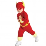 Rubie's Costumes DC Comics The Flash Deluxe  Infant Infant (6-12 months)