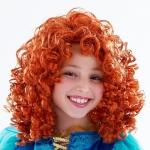 Disguise Disney Brave Merida Child Wig One-Size