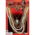 Forum Novelties Buccaneer Beauty Cameo Adult Necklace One-Size