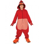 Angry Birds Movie: Red Bird Child Costume S: Small, Everyday, Child