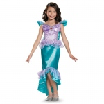 Ariel Girls Classic Costume XS: X-Small, Everyday, Child