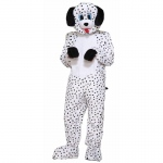 Forum Novelties Adult Dotty The Dalmation Mascot Costume One-Size