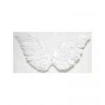 Forum Novelties White Small Angel Wings