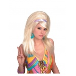 Forum Novelties 60s Mod Blonde Wig Adult