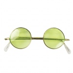 Forum Novelties Round Sun Glasses