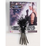 Forum Novelties 20s Deluxe Flapper Headband - Silver