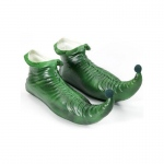 Forum Novelties Adult Green Elf Shoes