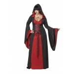 California Costumes Adult Deluxe Hooded Robe Plus Size Costume 3XL