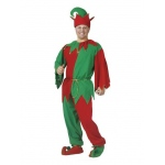 Adult Complete Elf Costume: STANDARD, Everyday, Adult