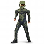 Boys Halo Master Chief Classic Costume - MEDIUM