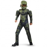 Boys Halo Master Chief Classic Costume - LARGE