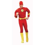 Adult Muscle Chest Flash Costume: LARGE, Everyday, Adult