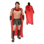Adult Spartan Warrior Costume - LARGE