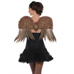 Amscan Owl Feather Costume One-Size