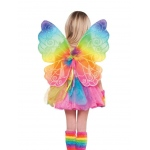 Amscan Rainbow Fairy Child Wings One-Size